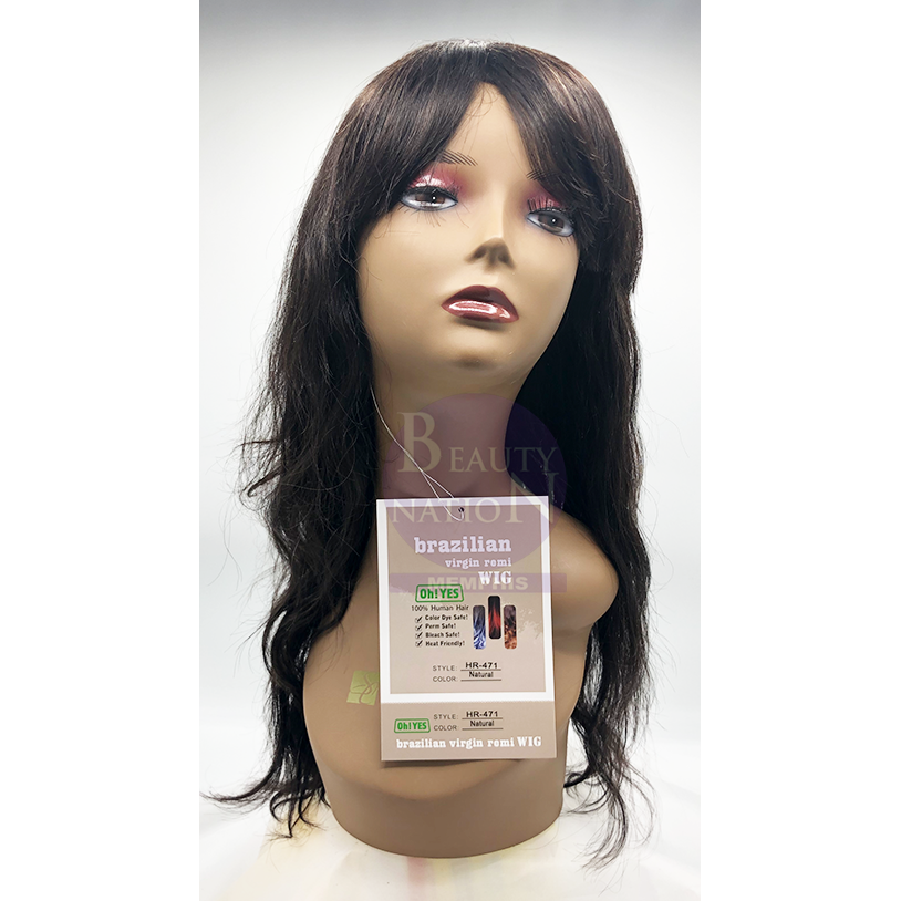 Brazilian Virgin Remi Wig by Oh! Yes - BW471