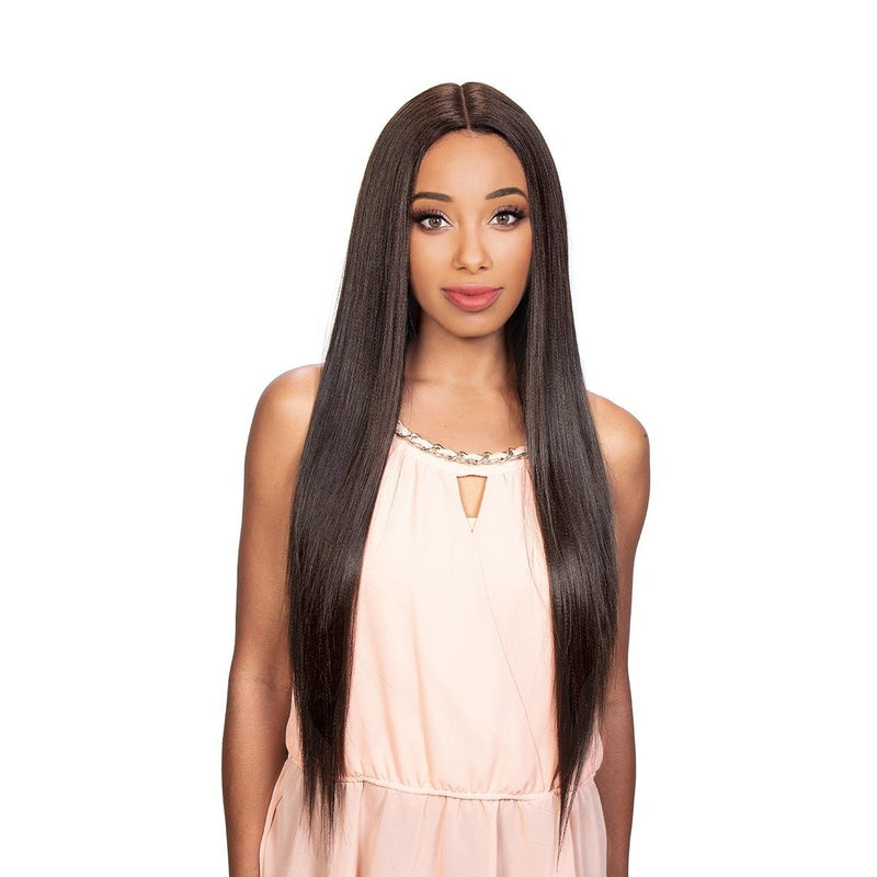 Zury Sis Beyond Synthetic Hair Lace Front Wig - BYD LACE H LIME