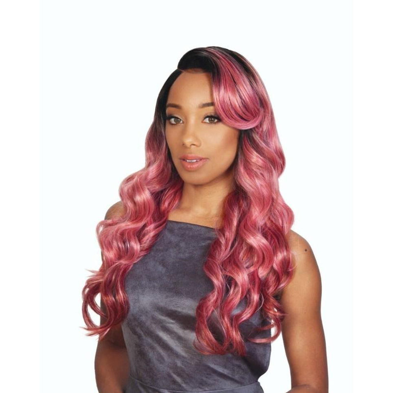 Zury Sis Beyond Synthetic Hair Lace Front Wig - BYD LACE H SOTO
