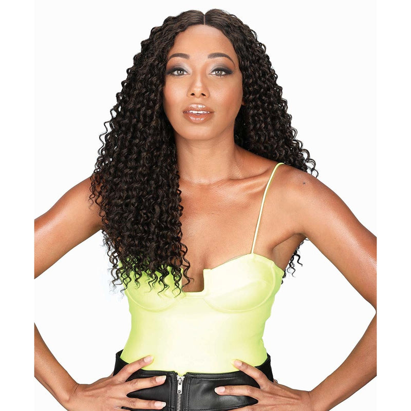 Zury Sis Beyond Synthetic Hair Lace Front Wig - BYD LACE H WATER WAVE