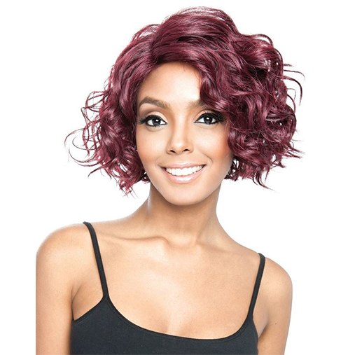 Red Carpet Synthetic Hair Lace Front Wig - RCP787 CHLOE