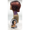 Zury Sis Sassy Synthetic Hair Wig - SASSY HM H MIU (6 inch half moon part)