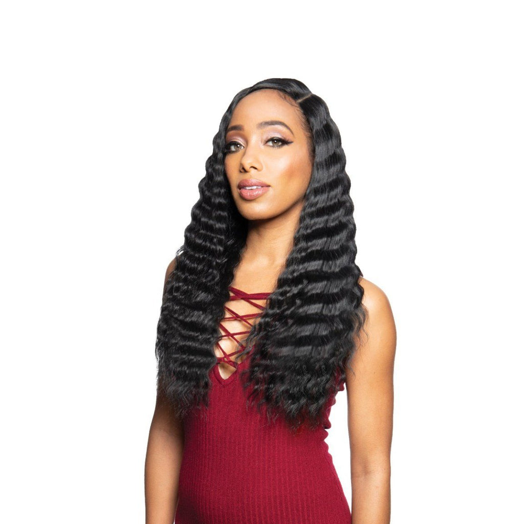 Zury Sis Beyond Your Imagination Lace Front Wig BYD Lace H Crimp 22""