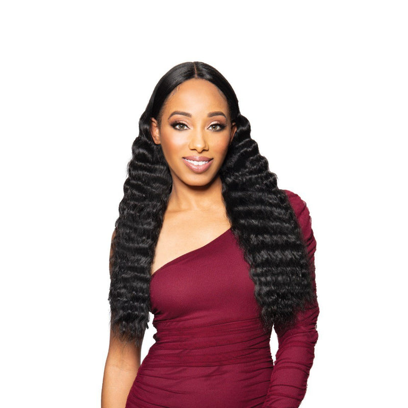 Zury Sis Beyond Your Imagination Lace Front Wig BYD Lace H Crimp 24""