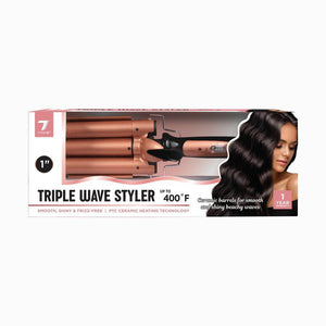 TRIPLE WAVE STYLER