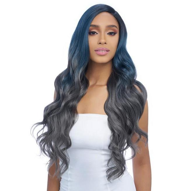 Harlem 125 Ultra HD Sleek Ponytail Lace Wig - LH011