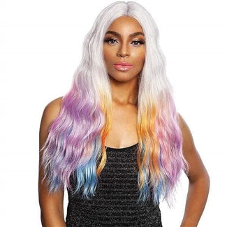 Mane Concept Red Carpet Synthetic Hair Lace Front Wig - RCP7043 SPARKLING GIRL 03