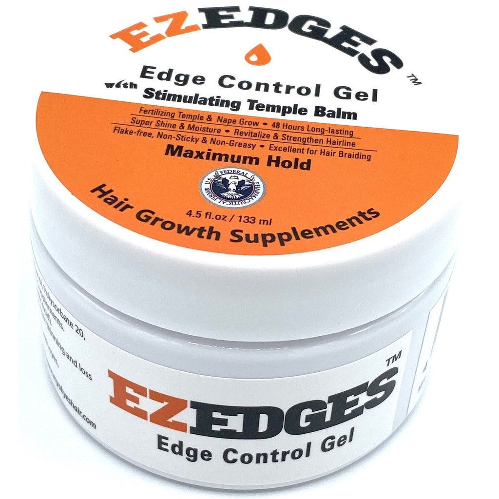 EZEDGES | Edge Control With Temple Balm