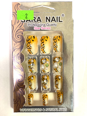 Sara Nail  Fashion Nails - C2