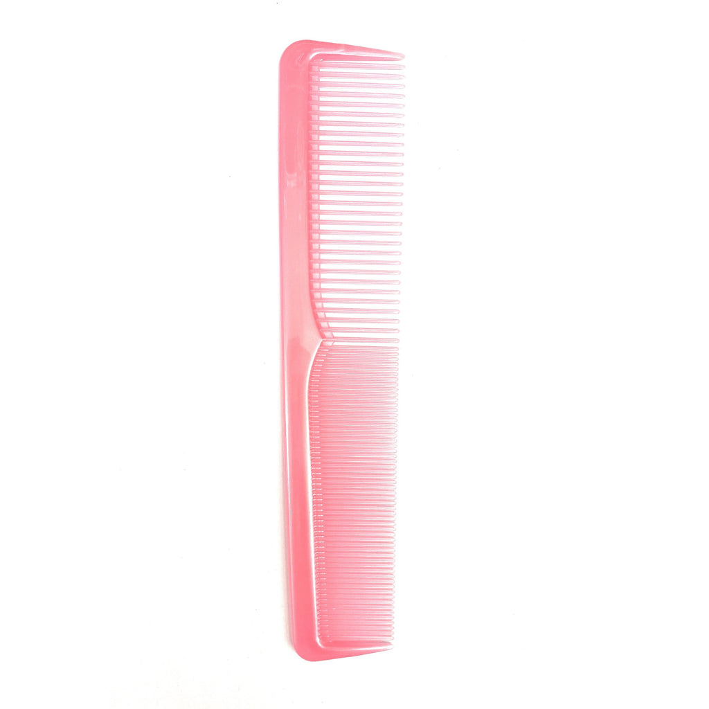"Annie Dressing Comb - 9"" Pastel Color"