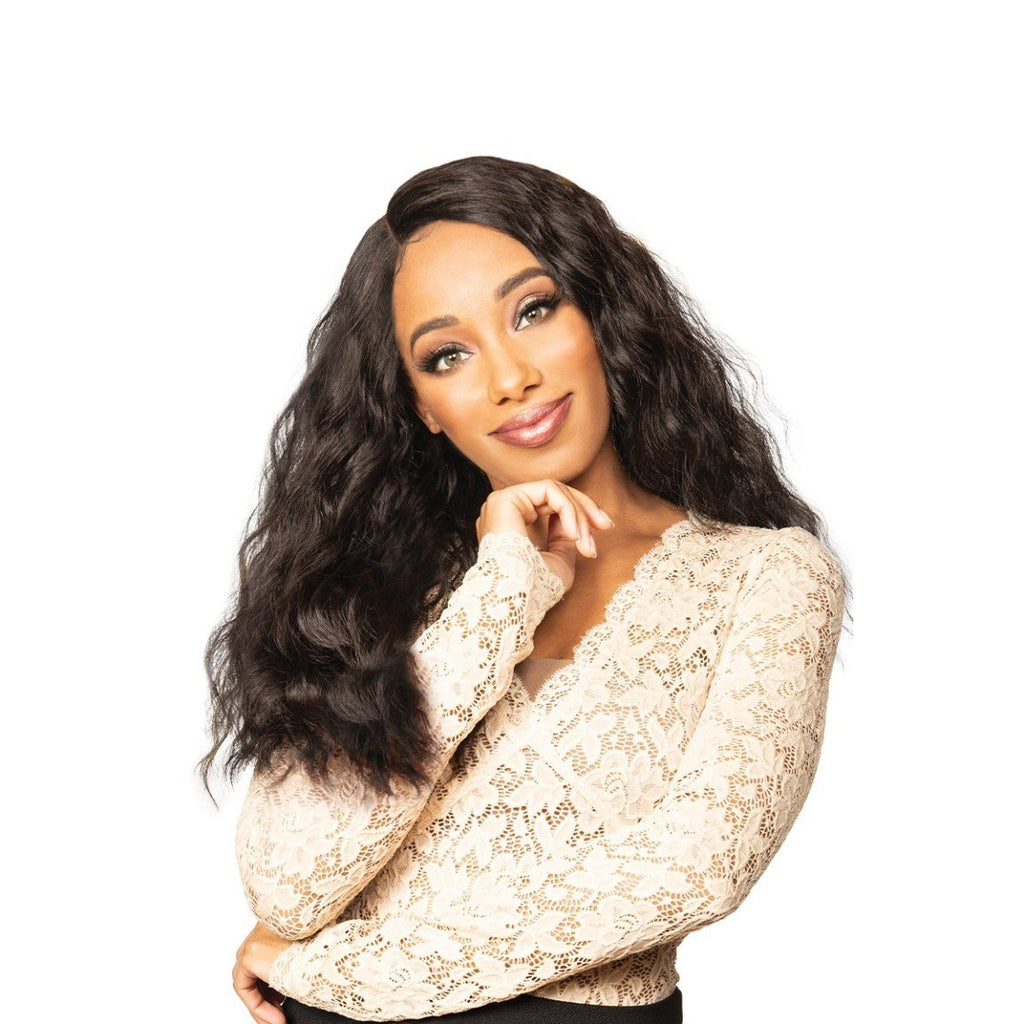 Zury Feel Like Human Virgin Touch Lace Front Wig Slay Lace H - KIA
