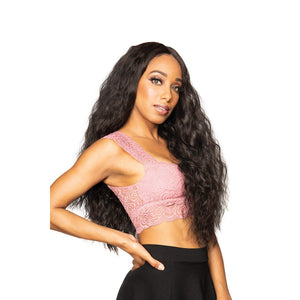 Zury Feel Like Human Virgin Touch Lace Front Wig Slay Lace H Lia