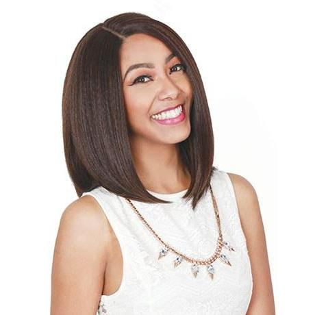 Zury Sis Royal Swiss Synthetic Hair Pre-Tweezed Lace Wig Chia 14""