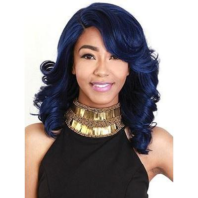Zury Sis Royal Pre-Tweezed Part Swiss Lace Front Wig - LU