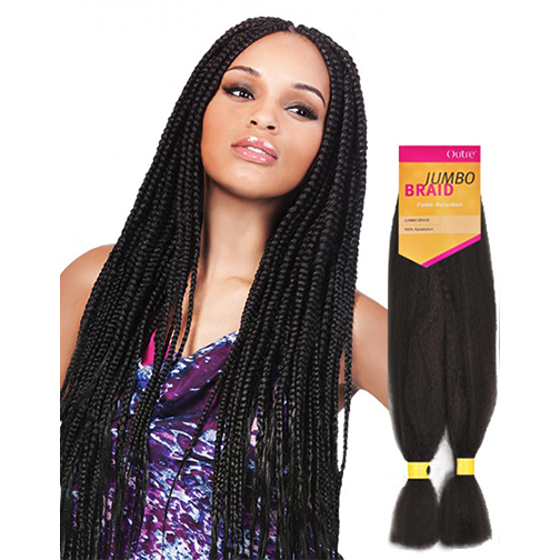 KANEKALON JUMBO BRAID - Outre Kanekalon Braid