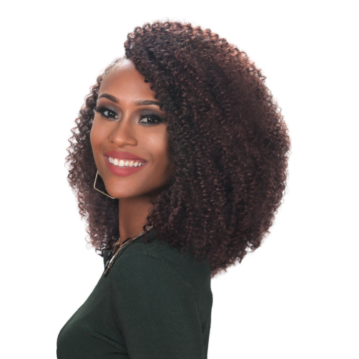 Zury: V8910 Naturali Star Synthetic Crochet Braid BOHEMIAN