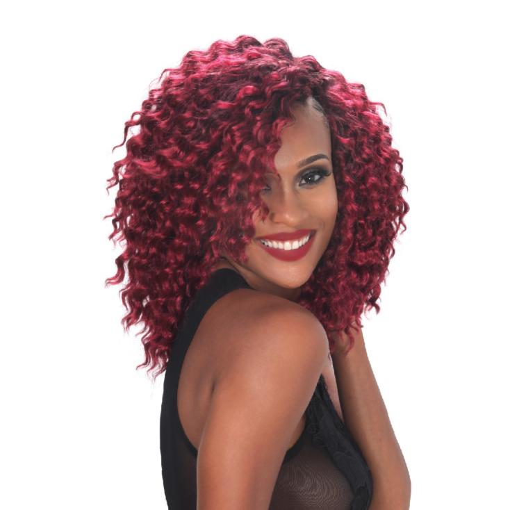 Zury: V8910 Naturali Star Synthetic Crochet Braid DEEP TWIST