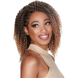 Zury: V8910 Naturali Star Synthetic Crochet Braid KINKY TWIST OUT