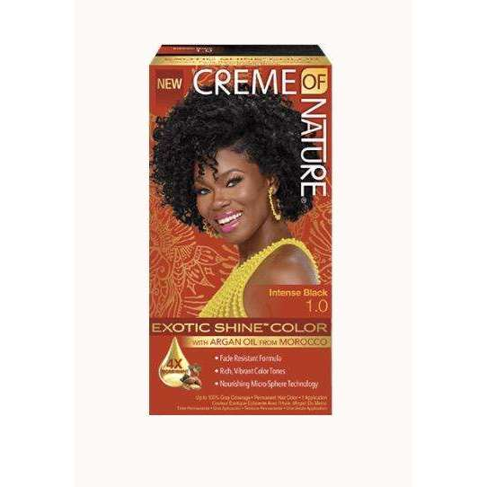 CREME OF NATURE EXOTIC SHINE™ COLOR WITH ARGAN OIL FROM MOROCCO