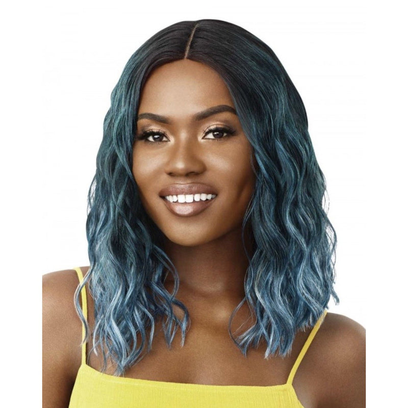 Outre The Daily Wig Premium Synthetic Hand-Tied Lace Part Wig- NUBIA