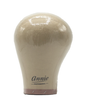 "ANNIE STYLING CORK CANVAS BLOCK HEAD 22"" #4800"