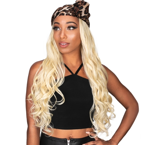Zury Sis Synthetic Hair Scarf Wig - SF H DOZ