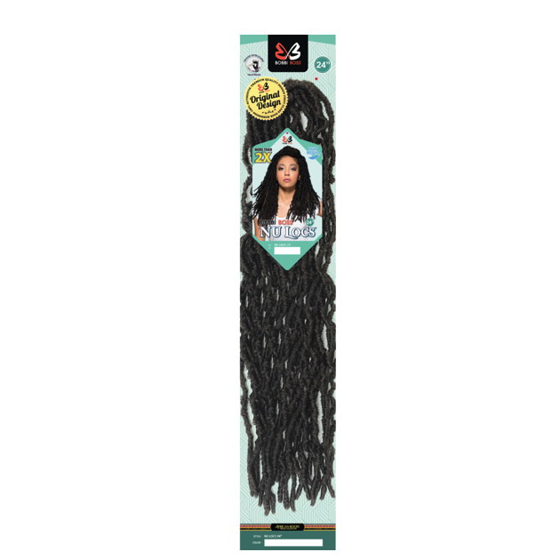 Bobbi Boss Synthetic Braids Nu Locs 24