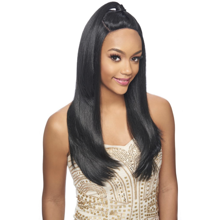 Harlem 125 Swiss Deep Part Lace Front Wig - LSD30