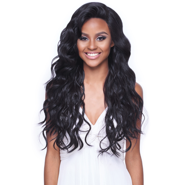 Harlem 125 Swiss Lace 13X4 Full Lace Synthetic Wig FLS50
