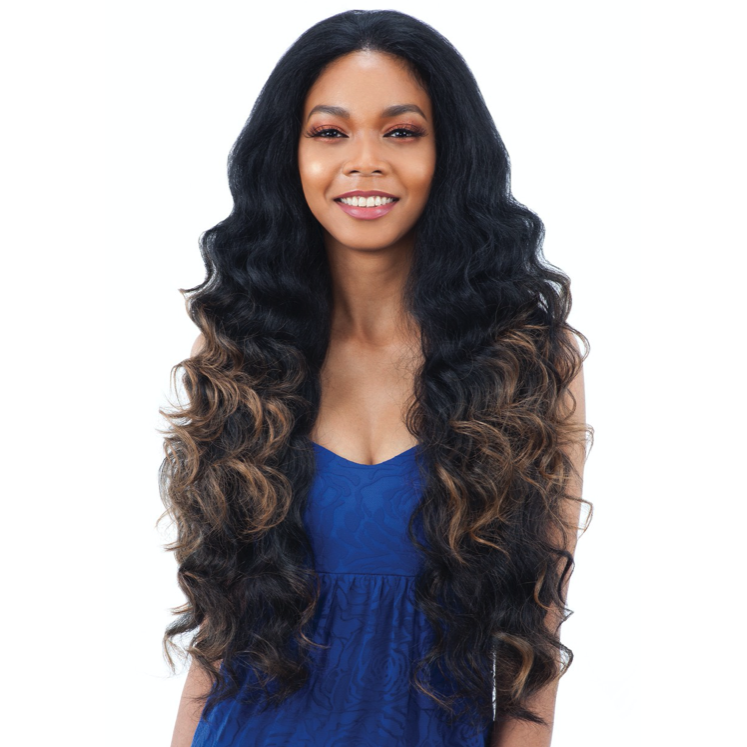 Model Model Invisible Lace Front Wig PEARL