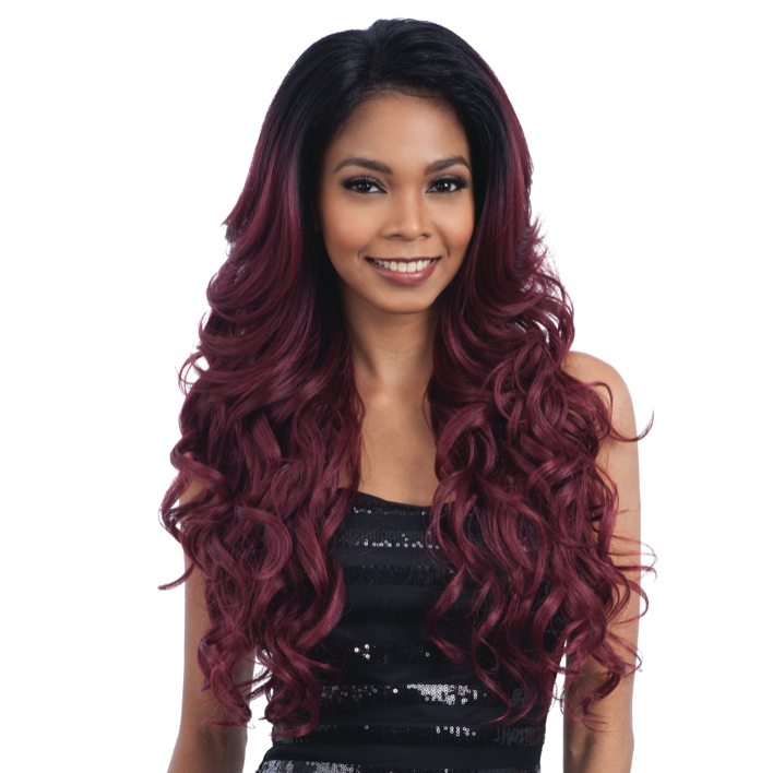 Model Model Hand-Tied Lace Front Wig - FABLE
