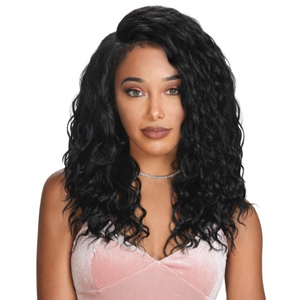 Zury Sis Sassy Synthetic Hair Wig - SASSY HM H MODA (6inch half moon part)