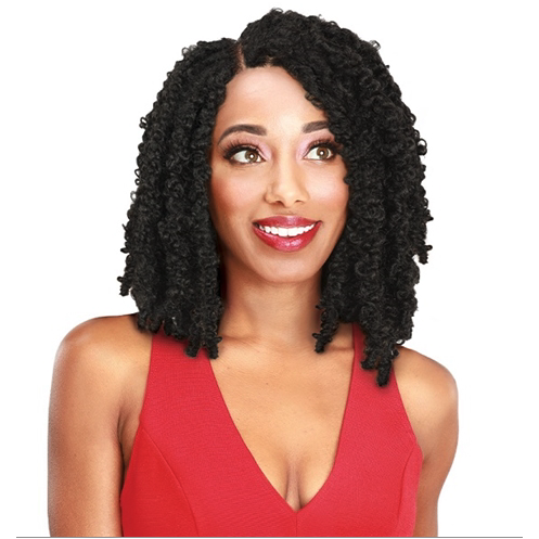 Zury Knotless Braided Lace Wig - DIVA-LACE BOMB BUTTERFLY LOC