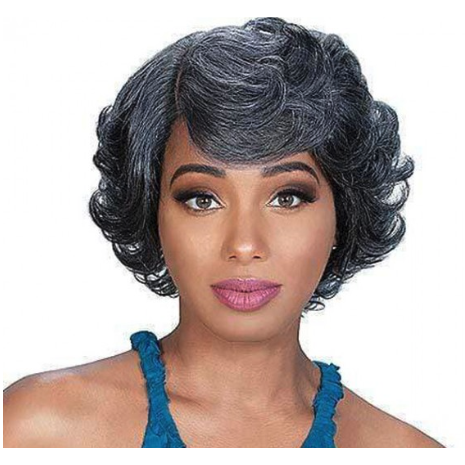 Zury Sis Brazilian Virgin Remy Human Hair Lace Front Wig - HR BRZ LACE MAY