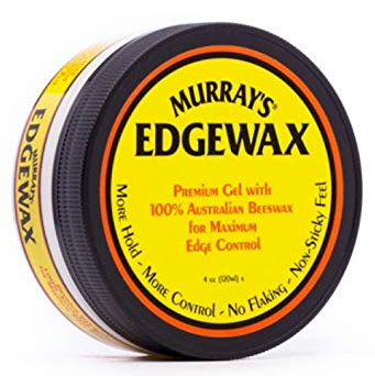 Murray's Edgewax 100% Australian Beeswax, 4oz