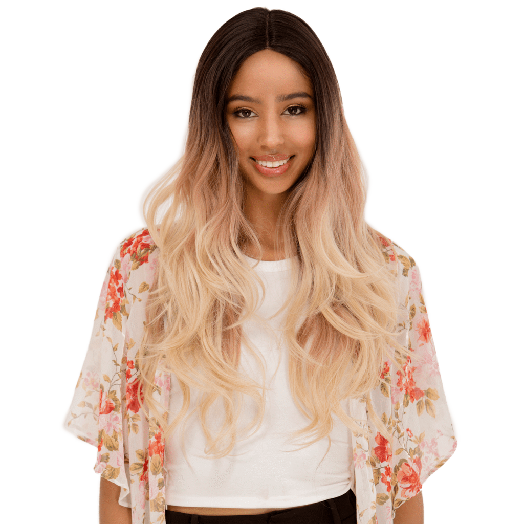 VERSA Shiftable Collection Lace Front Wig - TINA