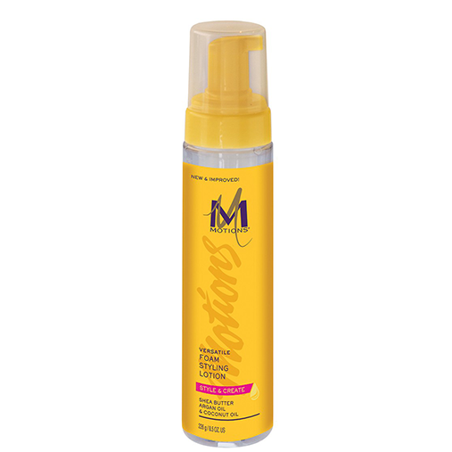 Motions Style & Create Versatile Foam Styling Lotion - 8.5oz