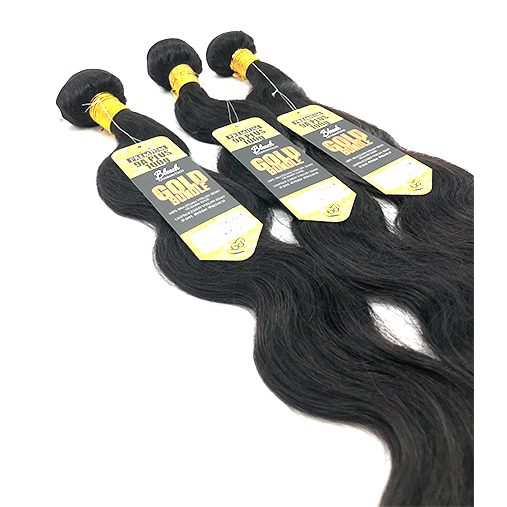 The Gold Bundle - Body Wave SET