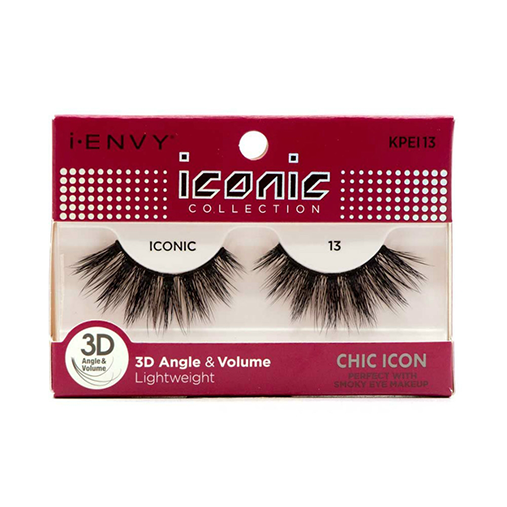 Kiss i-ENVY Chic Icon Lashes Iconic 13 KPEI13