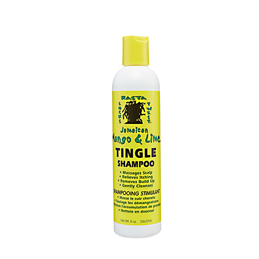 Jamaican Mango Tingle Shampoo  8oz