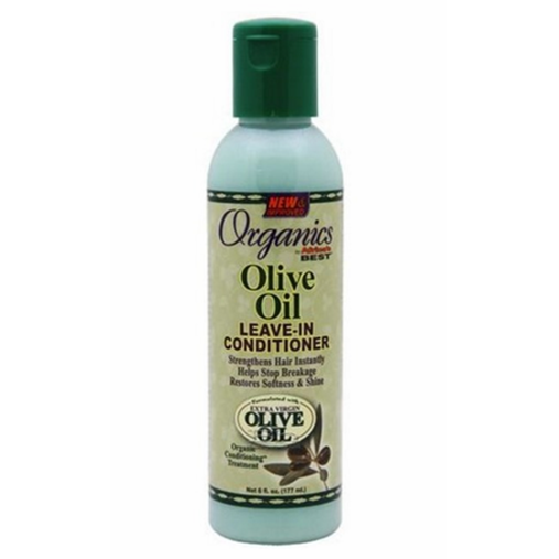 Africa's Best Originals Olive Oil Leave-In Conditioner 6 oz
