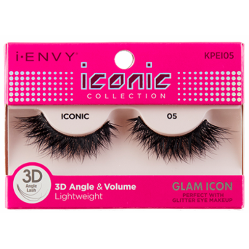Kiss I Envy Iconic Collection lashes Glam Icon KPEI05