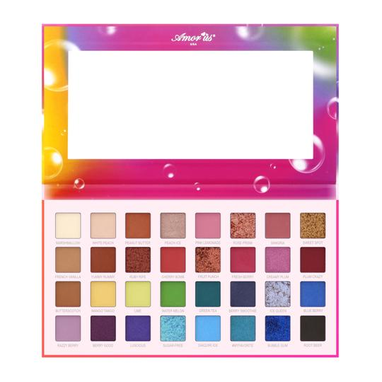 BUBBLE POP - EYESHADOW & GLITTER PALETTE