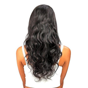 Valerie 360 10A Lace Wig - Body Wave Natural