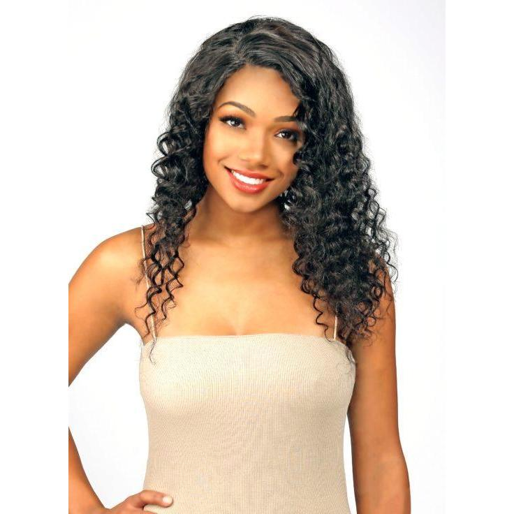 Valerie 360 10A Lace Wig - Deep Wave Natural
