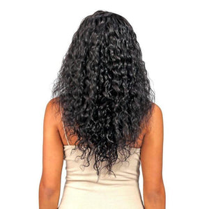 Valerie 360 10A Lace Wig Water Wave Natural