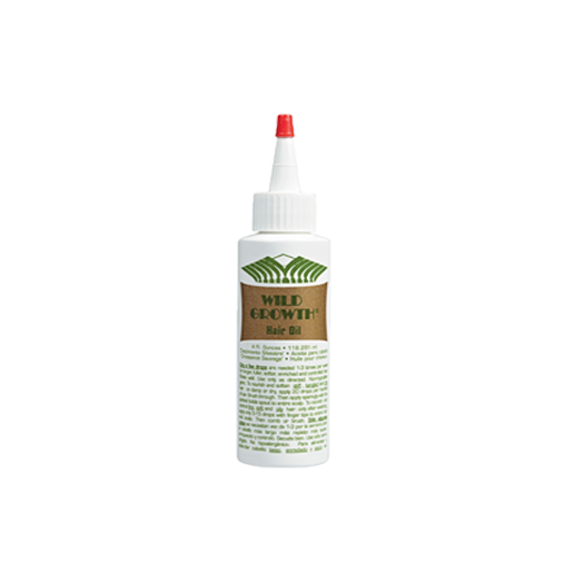 Wild Growth Hair Oil, 4 Oz.