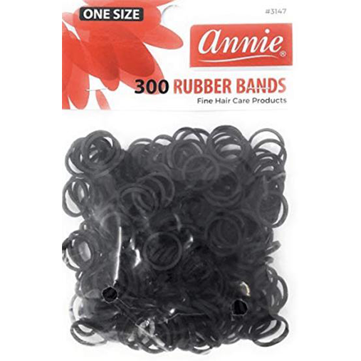 Annie Rubber Bands for Ponytail & Braids