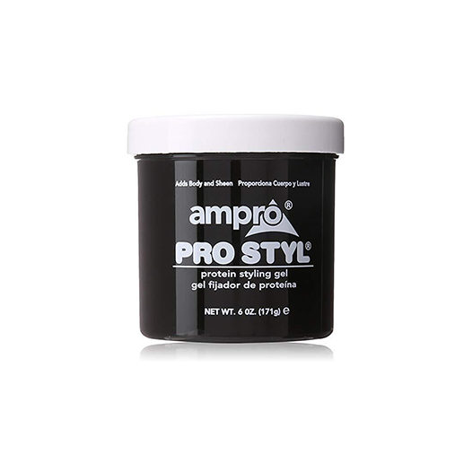 Ampro Style Protein Styling Gel, 6 Oz