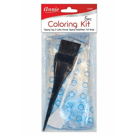 Annie Hair Coloring Kit 5 Piece #3560